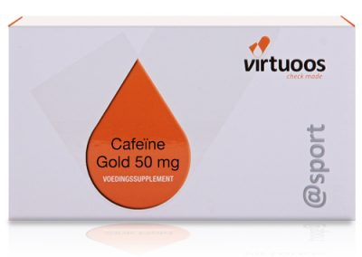 Cafeïne Gold 50mg
