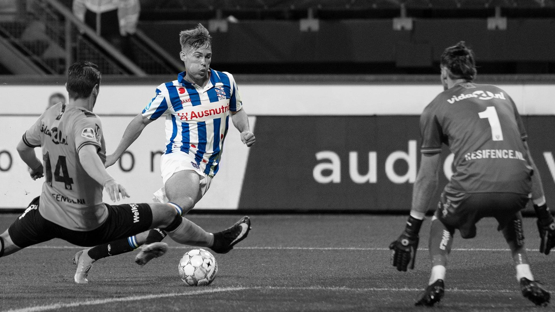 SC Heerenveen 2 Voetbal Virtuoos