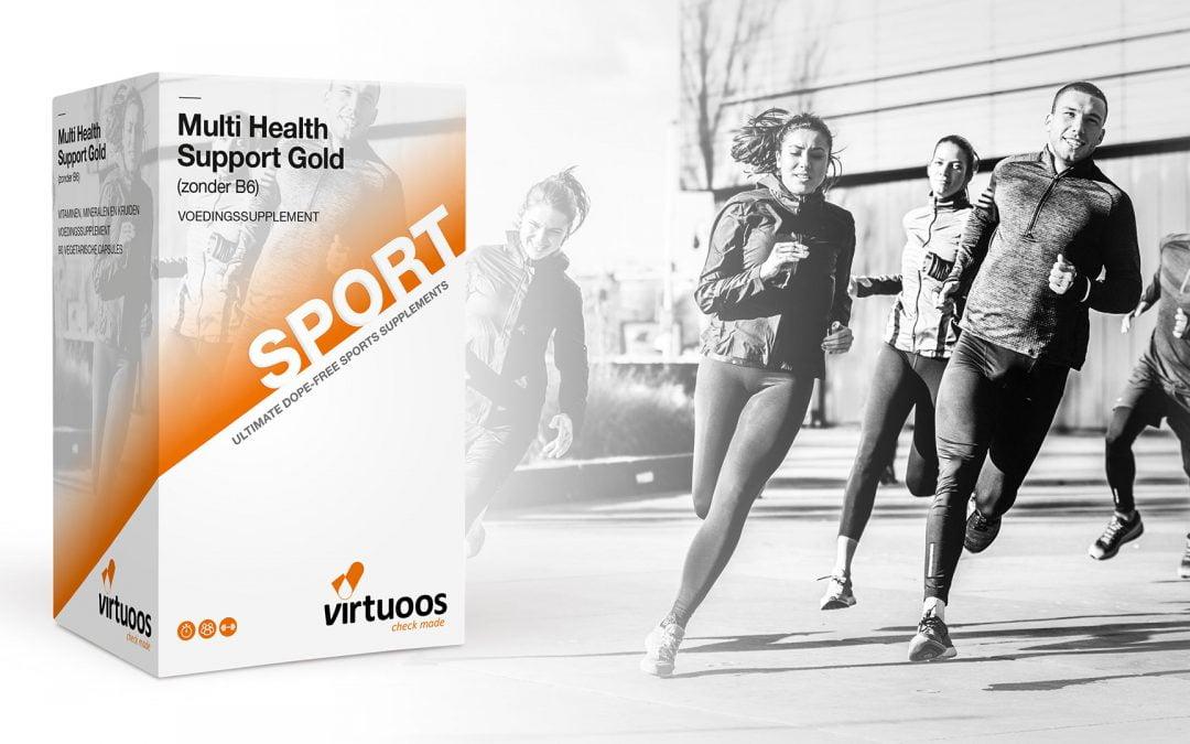 Multi Health Support Gold voortaan zonder B6