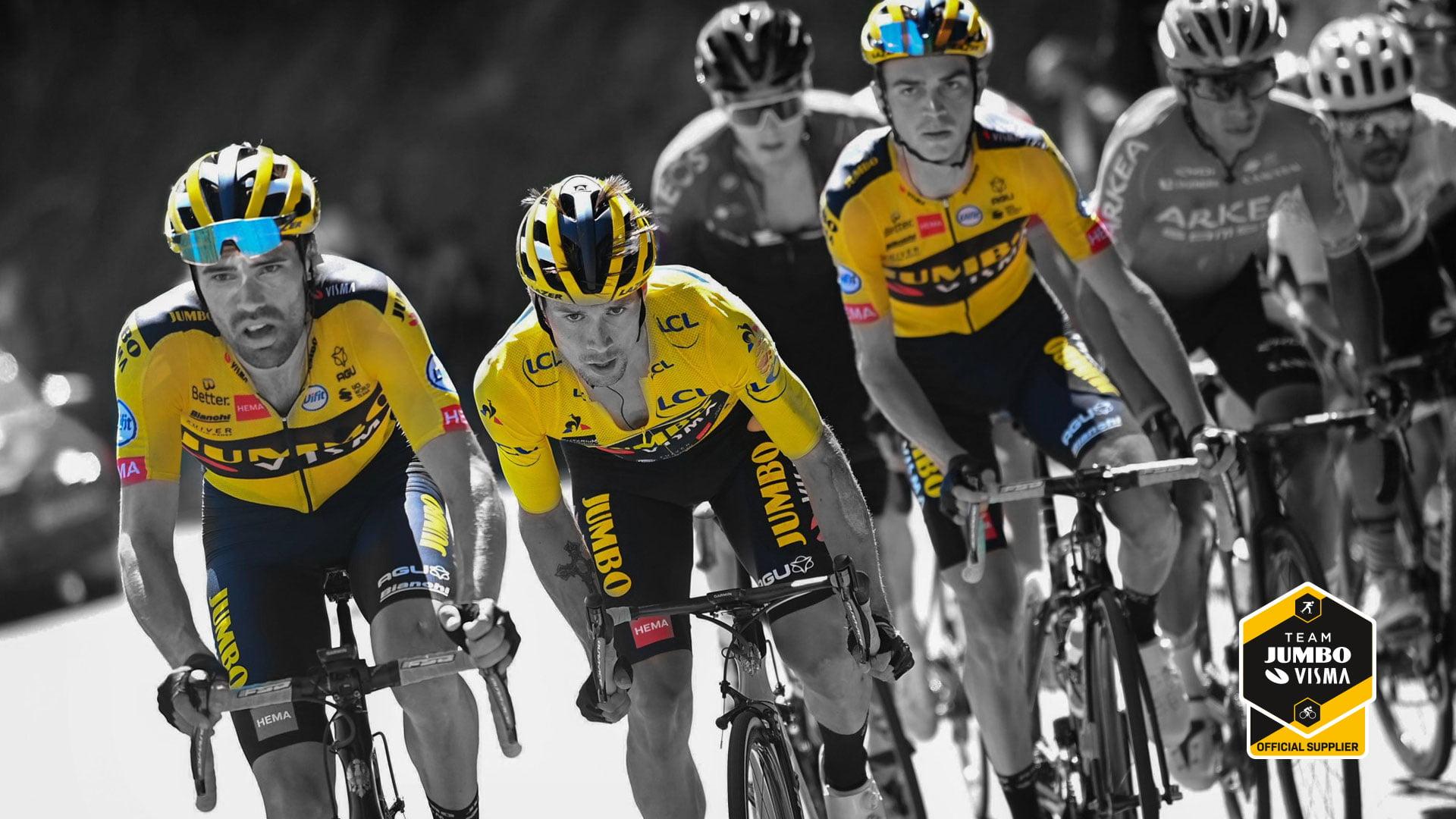 Team Jumbo Visma 3 Wielrennen Virtuoos