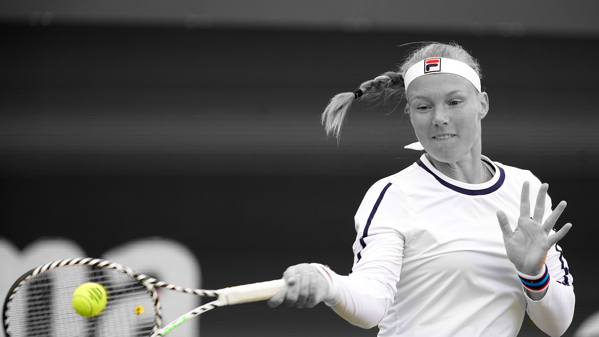 Kiki Bertens Tennis Virtuoos