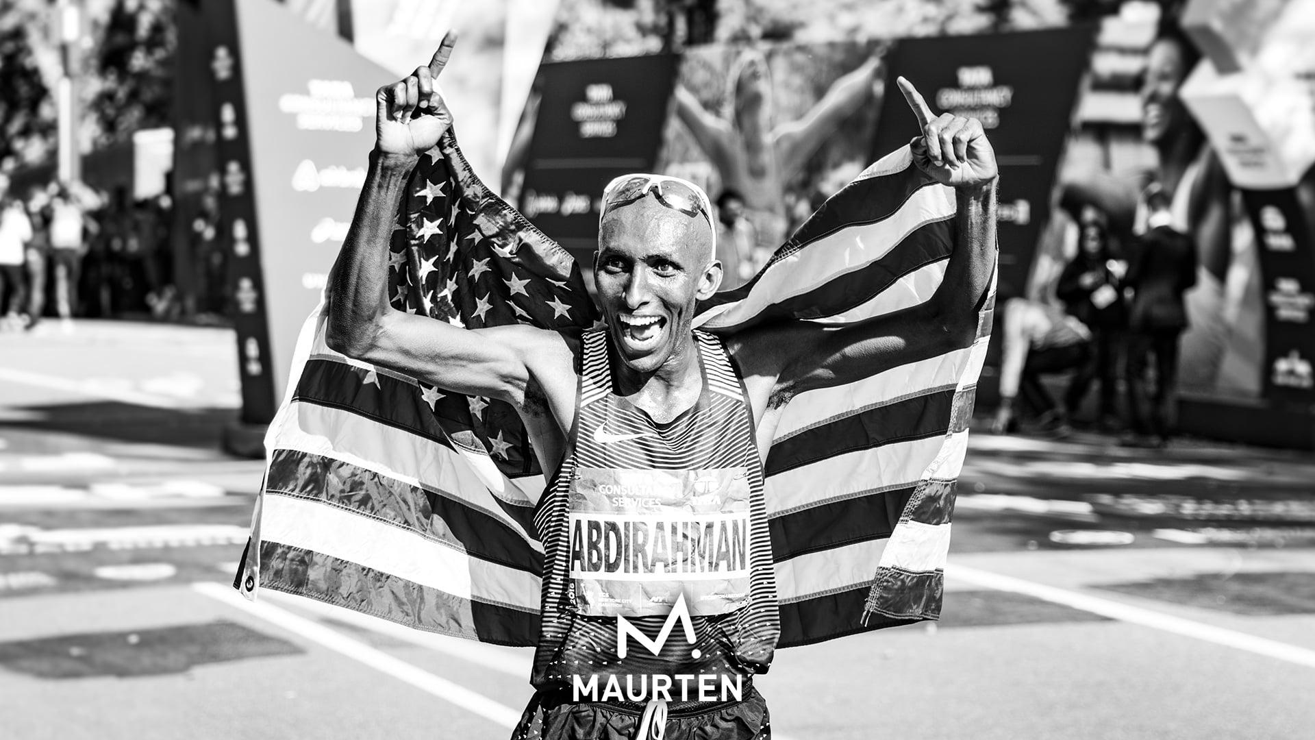 Abdi Abdirahman Marathon Virtuoos