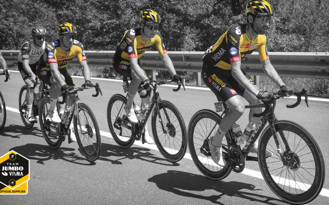 Welke Virtuoos sportsupplementen gebruiken de Team Jumbo-Visma renners om hun prestaties nóg verder te optimaliseren?